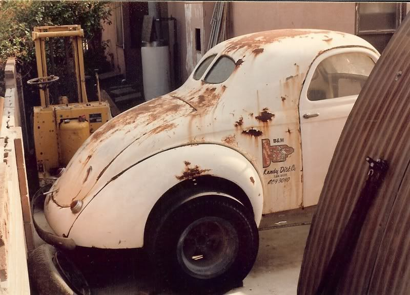 Anyone Have Pictures Of Abandoned Drag Cars