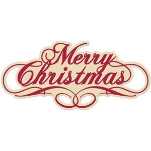 merry christmas\' word phrase   SVGs   Pinterest   Christmas ...