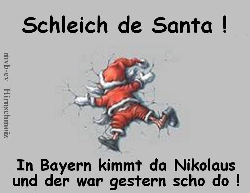 Bayerische Weihnachtssprüche.Pin Von Ulrike Hinkle Auf Bayrisch Bayern Bavaria Und Humor