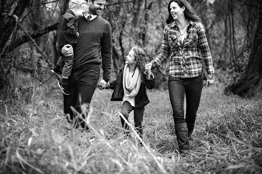 Hazy Shade Of Winter :: {Washington Lifestyle Family Photographer}