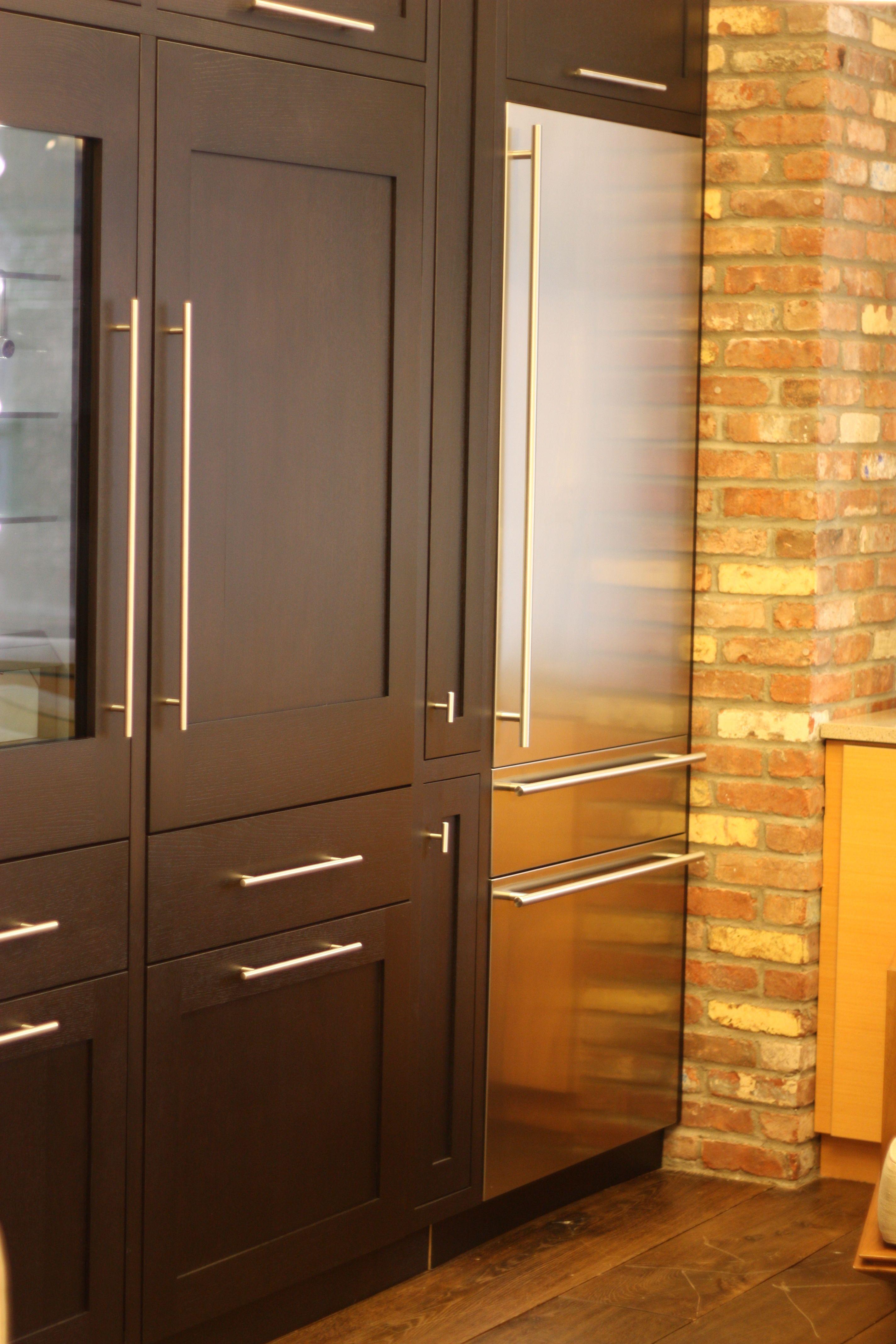 Ge Monogram 30 Built In Refrigerator Kelly S Finds The Kitchen Designer