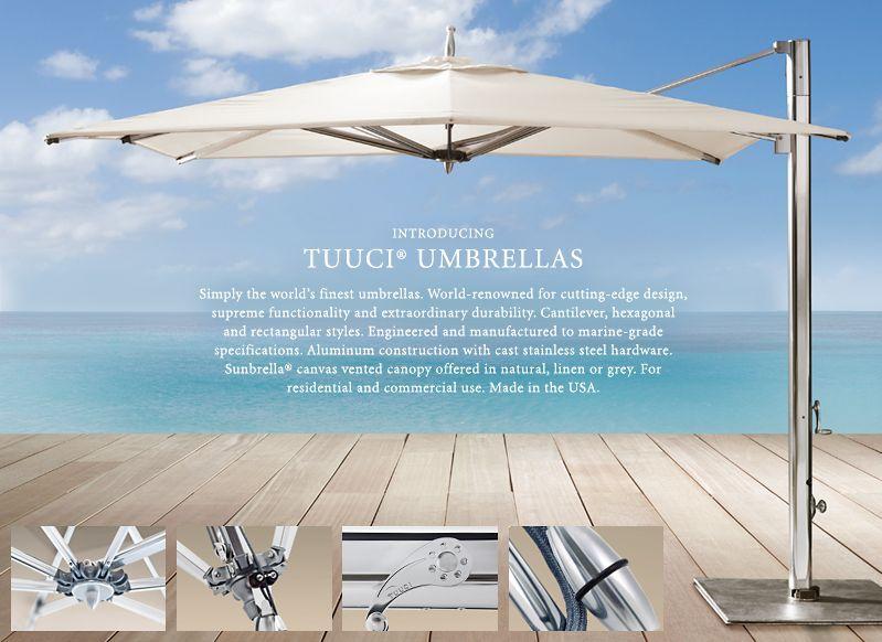 restoration hardware outdoor umbrella
