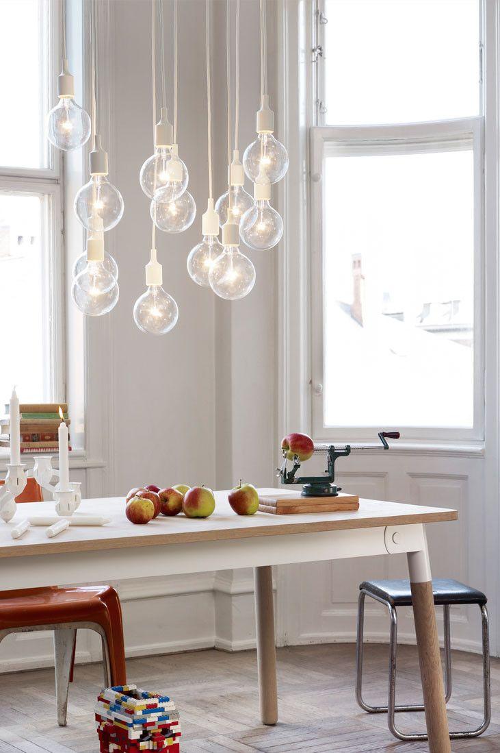 E27   Illuminazione   Idee per l\'illuminazione, Illuminazione cucina ...