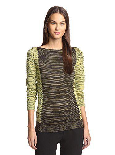 M Missoni Women's Colorblock Pullover