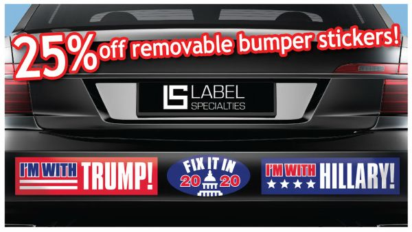 Bumper Sticker Prices Have Dropped Until August 31 We Are Having An Incredible Bumper Stickers Sticker Price Bumpers