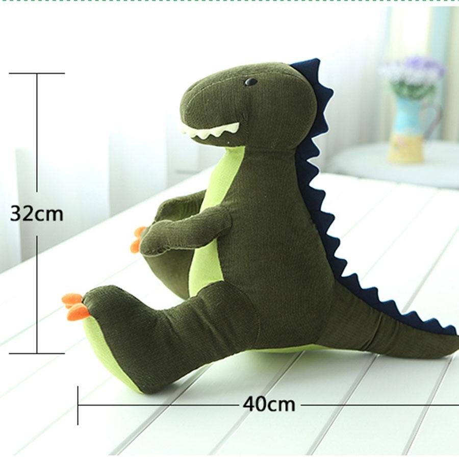 32.45$  Buy now - Cute Monster Plush Dinosaur Toys Stuffed Animals For Children Peluches Soft Doll Kawaii Giant Dinosaur Plush Toy 70C0157  #magazineonline
