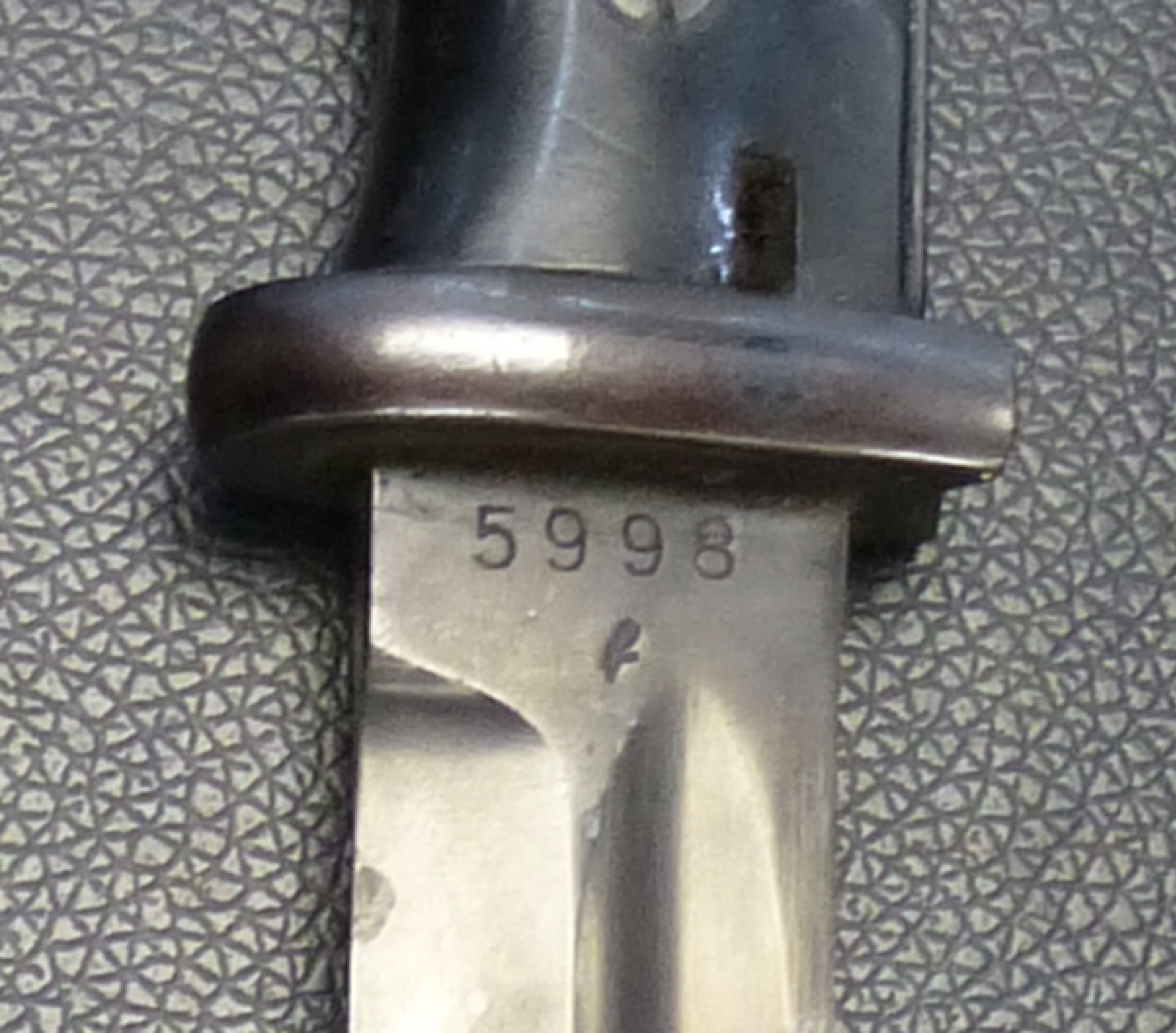 Bayonet number markings question  - Wehrmacht-Awards com Militaria