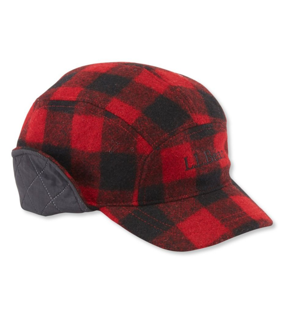 a8e9580864 Maine Guide Wool Cap with Primaloft, Plaid   Wish List   Hunting ...
