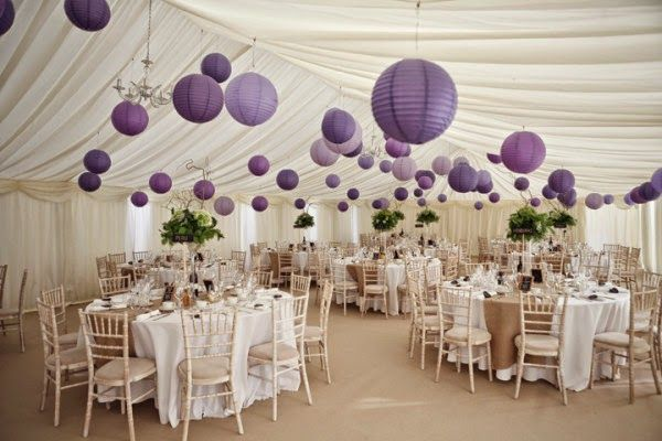 Elegant Modern Wedding Tent Decoration FERIBCOM