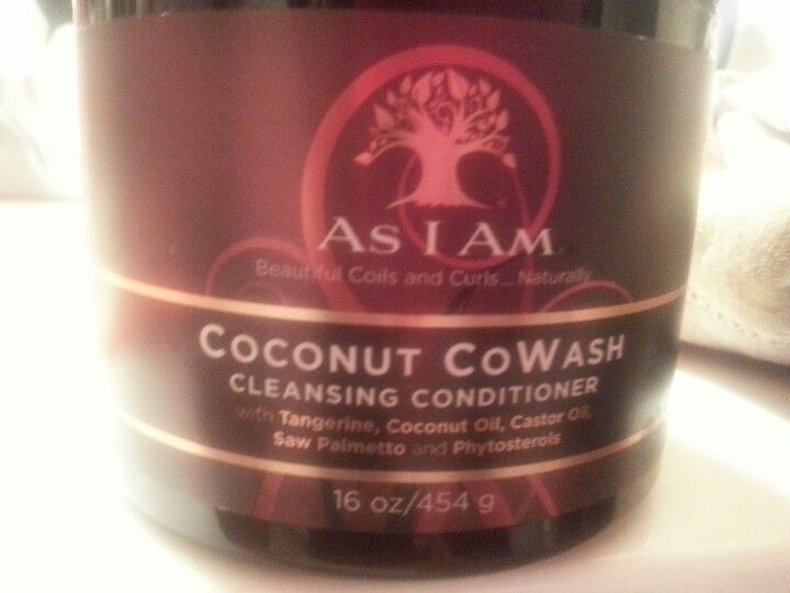 My newest product...I've used it once and LOVE it! It gets my hair so clean.
