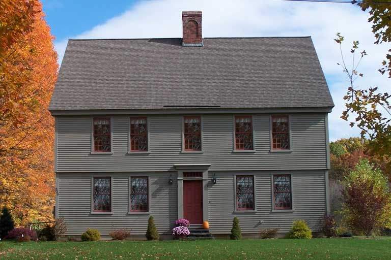 Amazing Colonial Exterior Colonial House Colonial Style Homes
