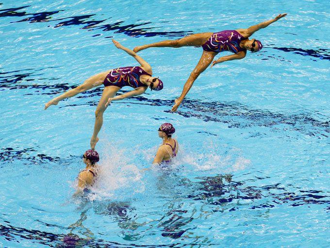 Atletas le ponen ritmo a Londres