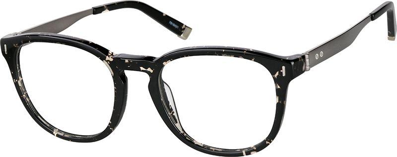 Black Round Glasses #7818431 | Zenni Optical Eyeglasses