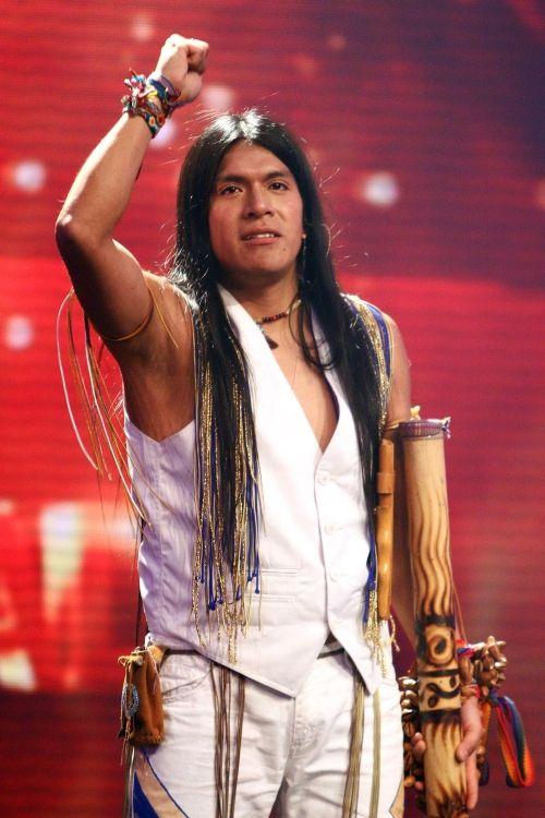 Das Supertalent 2011 Leo Rojas C Rtl Stefan Gregorowius
