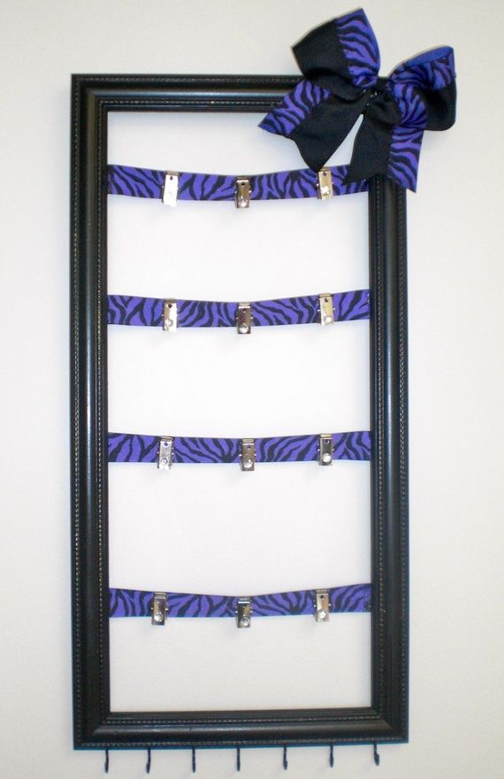 Cheer bow holder art that i love pinterest cheer for Cheerleading arts and crafts