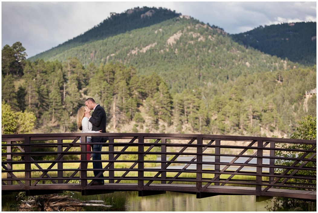 Plum Pretty Photography | Evergreen Engagement Photos | Evergreen Lake House | Colorado Mountains | Colorado Engagement Photos