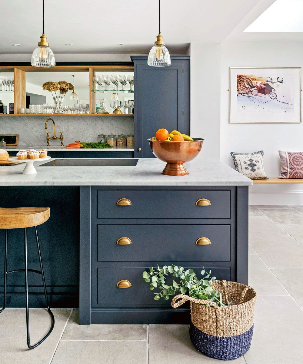 Period Kitchens Designs Renovation: Tour This Five-bedroom Period House With A Modern Interior