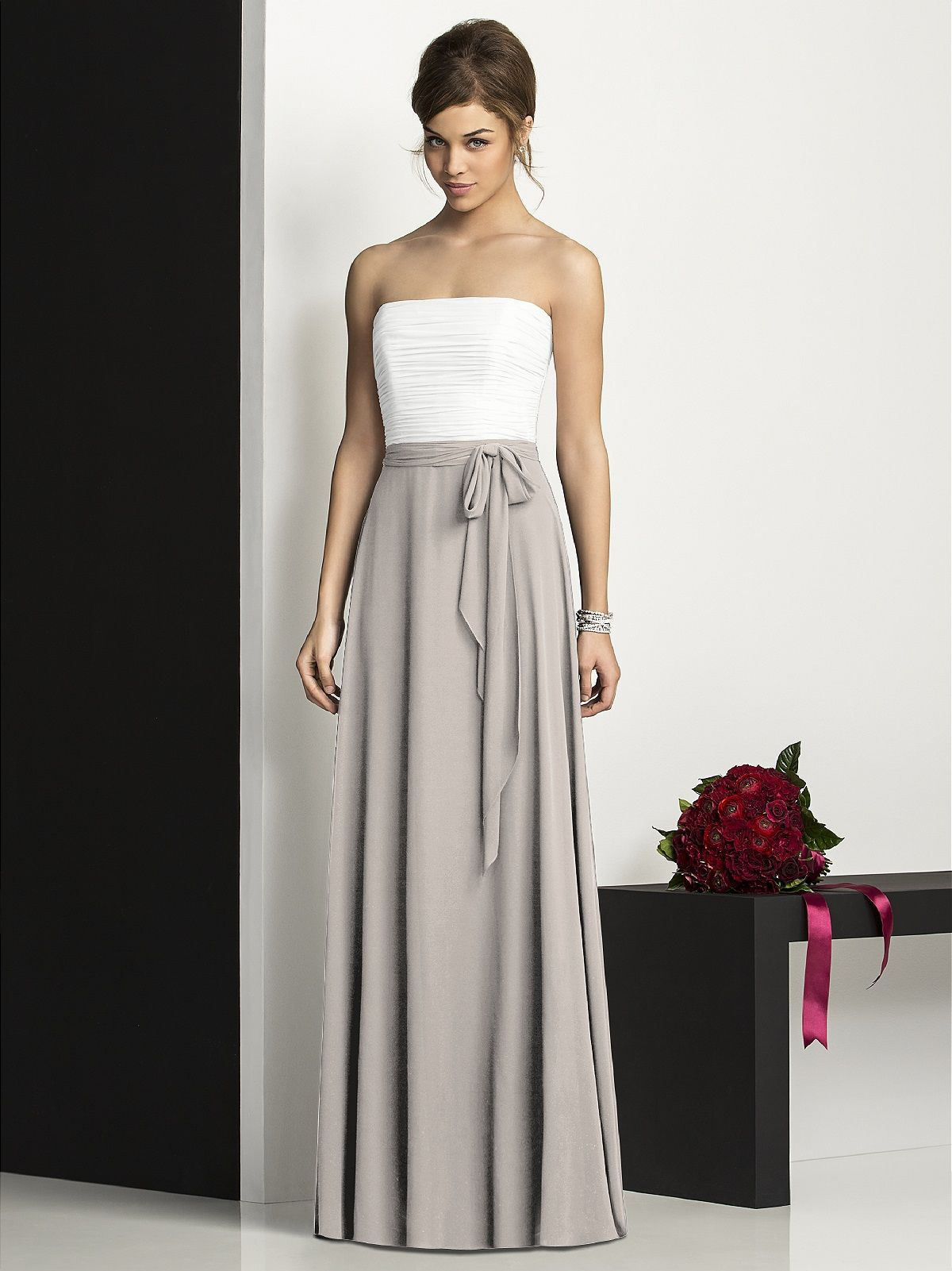 Dessy collection bridesmaids style ssydresses