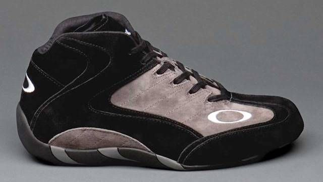 Oakley Kart Driving Shoes  Racing footwear doesn t have to be eye-searing.  - Road   Track 9616a49d4