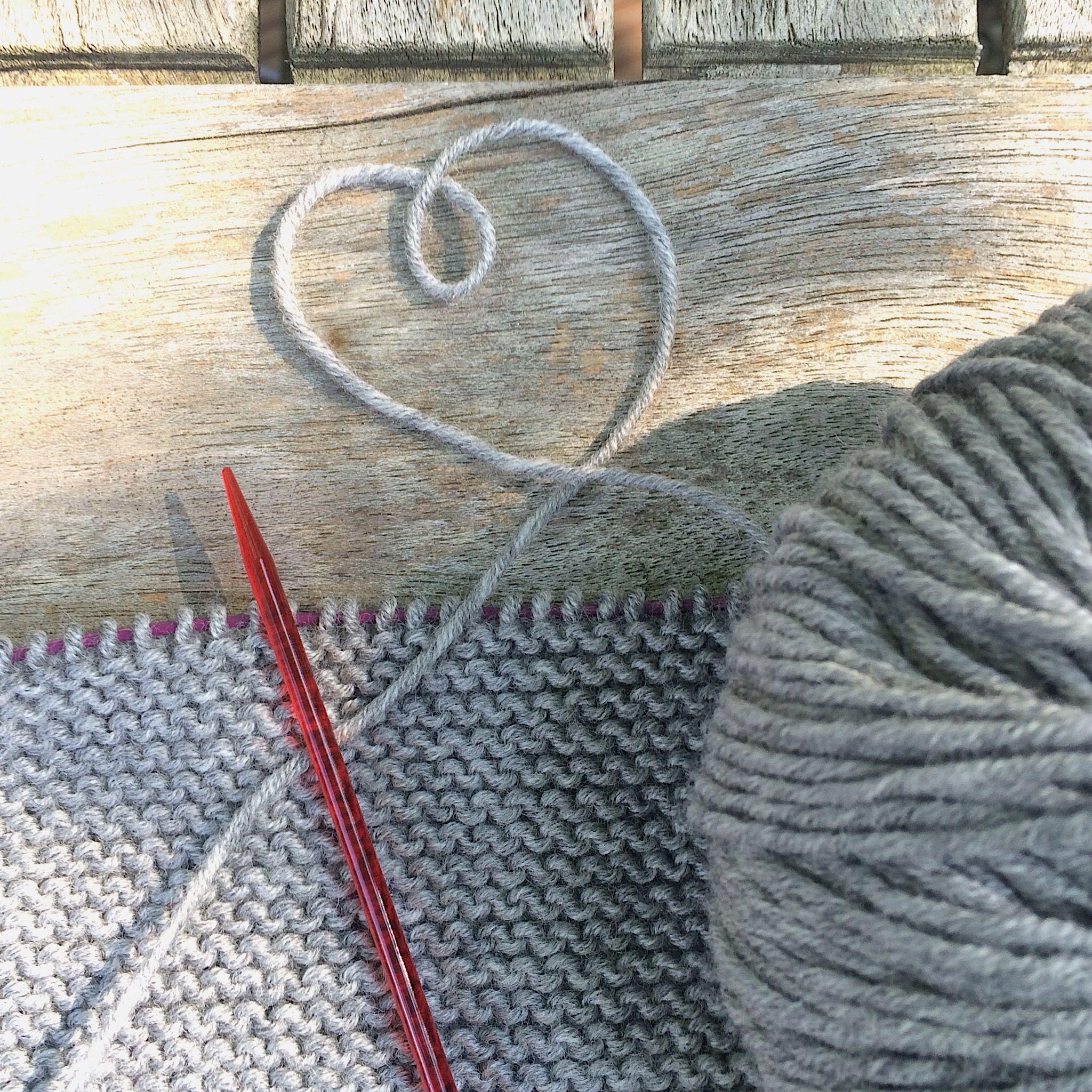 Anleitung Trachtentuch Dreieckstuch Dreitracht Stricken Knitting