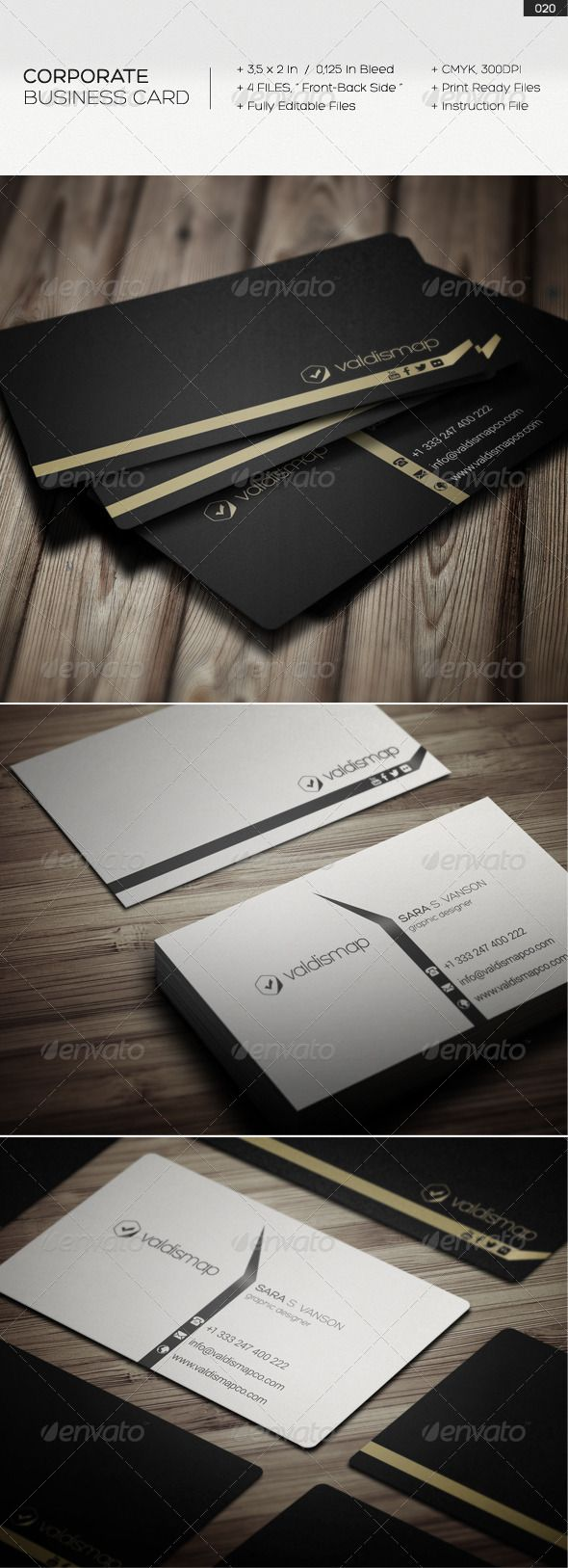 Corporate business card 020 corporate business business cards and corporate business card 020 photoshop psd typeface photo available here httpsgraphicriveritemcorporate business card 0208759212refpxcr colourmoves