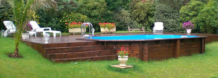 progetto piscina Country Home