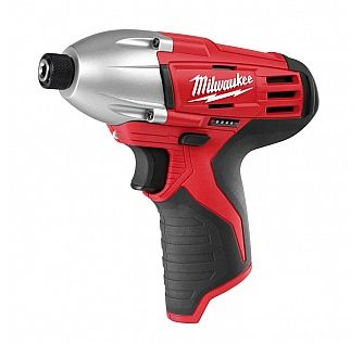 Milwaukee C12id 0 M12 Compact Impact Driver No Batteries Or Charger 119 00