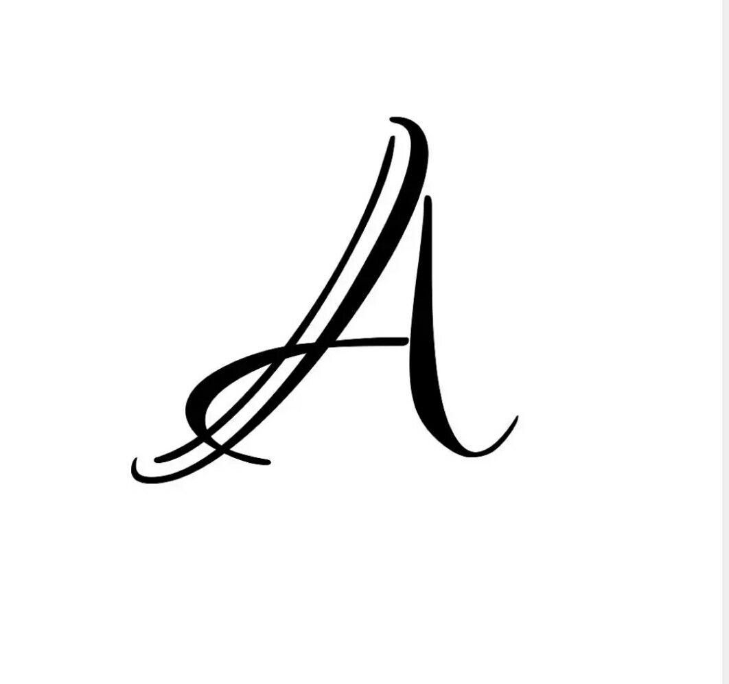 A Letter Fancy Letters Letter B Tattoo Lettering Styles