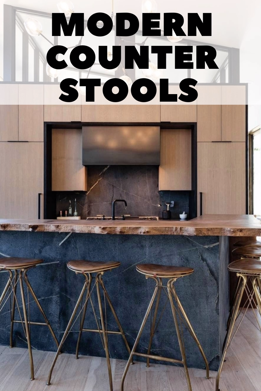 Modern Bar Counter Stools To Upgrade Your Kitchen Video Video In 2021 Modern Bar Modern Counter Stools Counter Stools