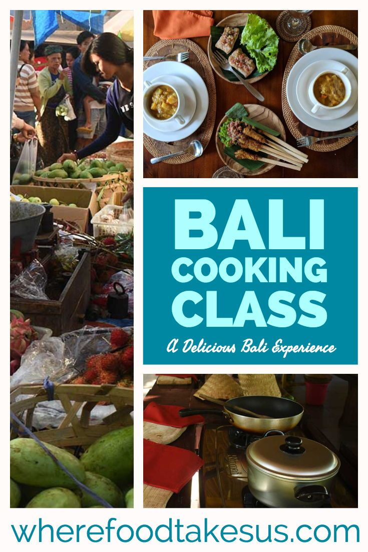 Experiencing Bali Cooking Class In Ubud Best Of Where