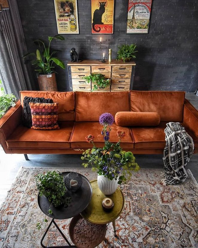 45+ Outrageous Modern Eclectic Living Room Small Spaces Tips images