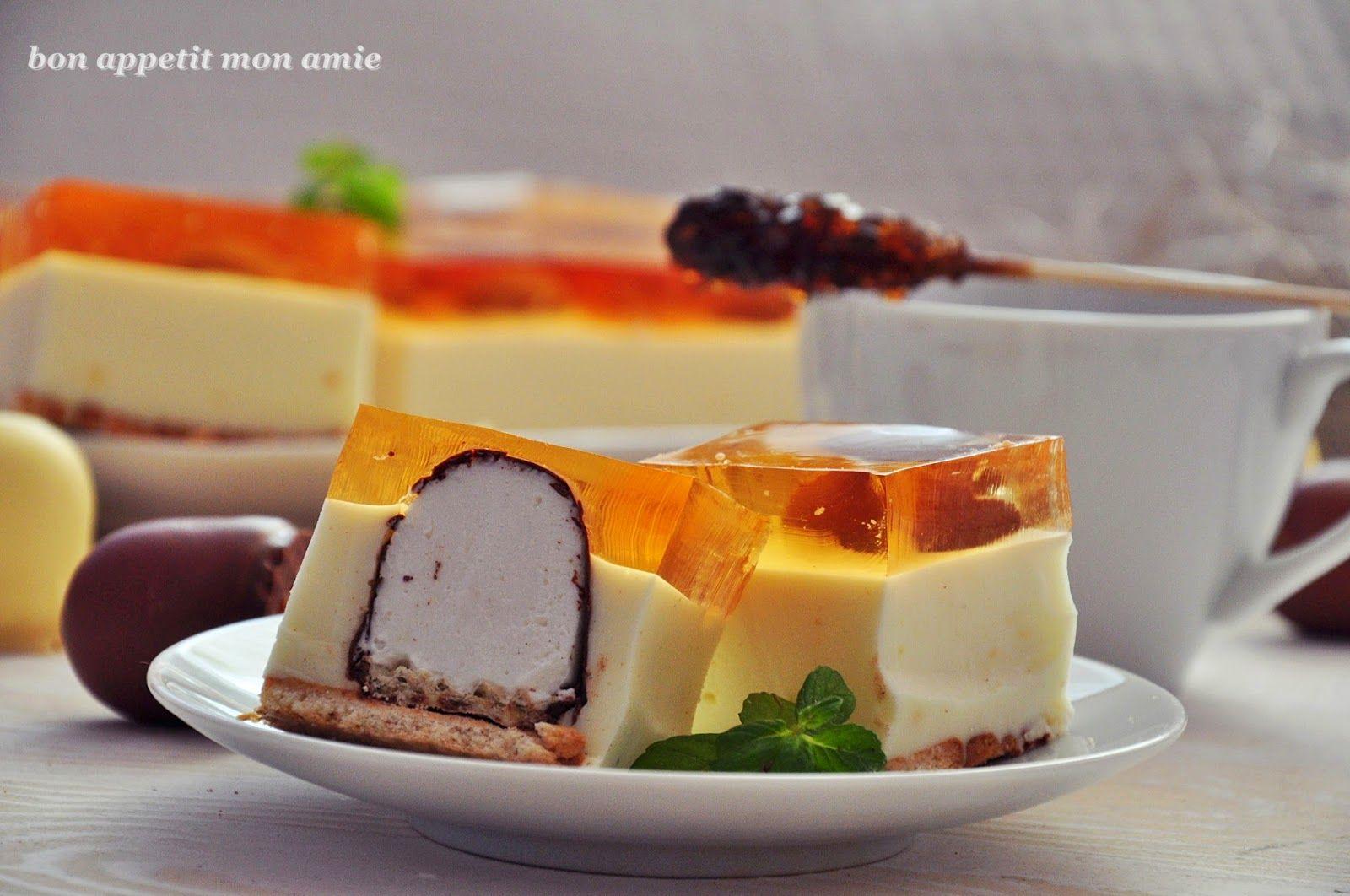 Bon appetit mon amie: Sernik z niespodzianką na majówkę