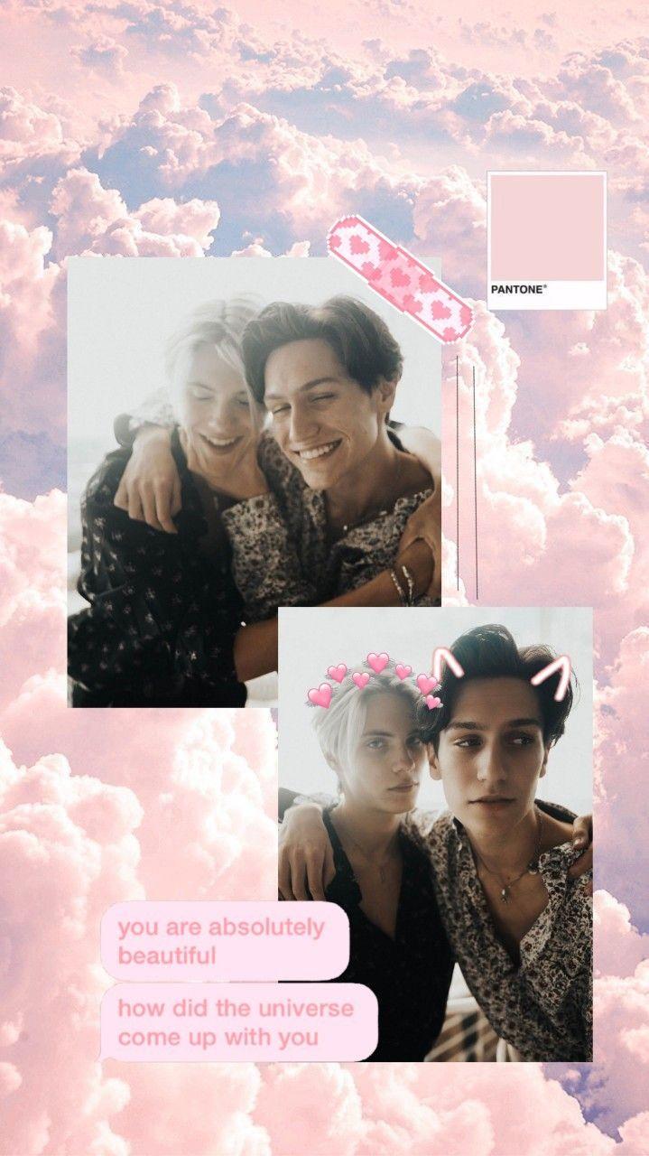 Noen Eubanks And Chase Hudson Wallpaper Cute Wallpaper Backgrounds Cute Wallpapers Beautiful Boys