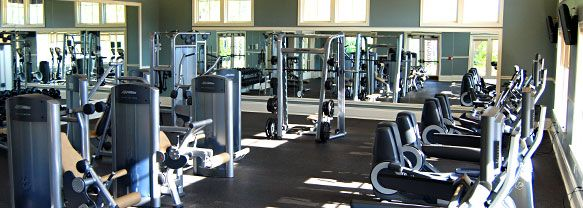 A Beautiful View Of The 5 000 Square Foot Nocatee Fitness Facility Fitness Facilities Fitness Club Personal Fitness