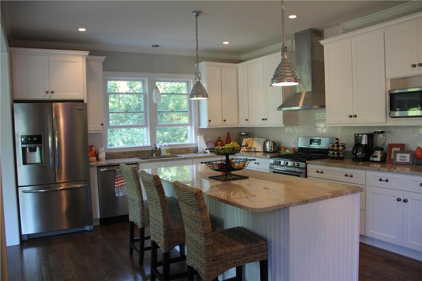 Get cooking in this gourmet kitchen in Edgartown, Martha's Vineyard