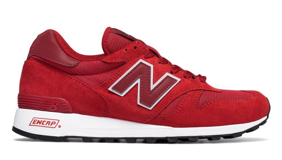 finest selection 13435 85711 Más barato New Balance Hombre 1300 Age of Exploration Rojas with Blancas  N12B205