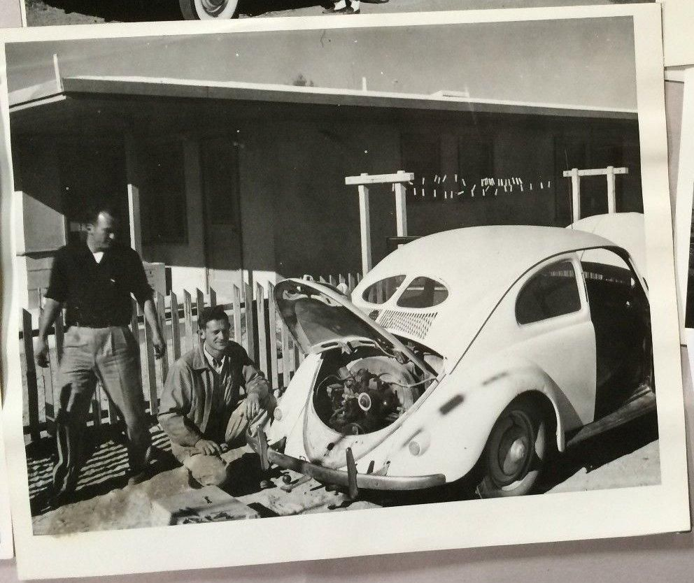 Split Beetle photo from 1949