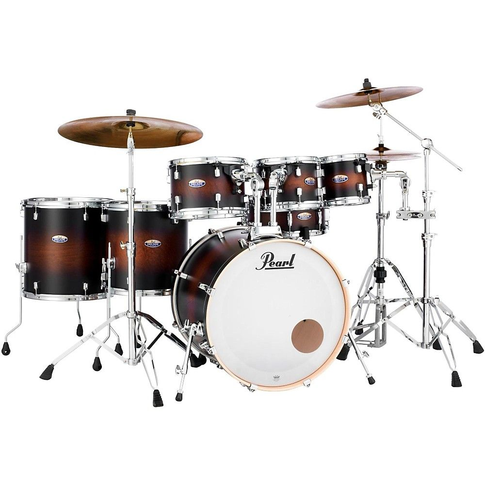 Pearl Decade Maple 7 Piece Shell Pack Bateria