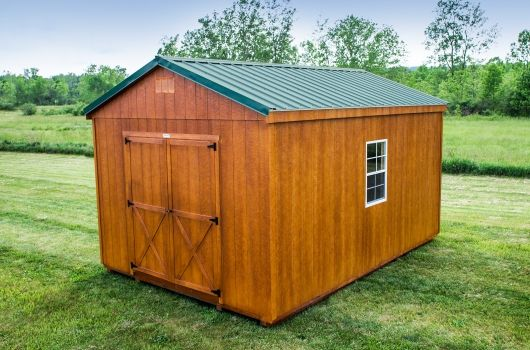 Etonnant The Original   Prefab Storage Sheds | Woodtex