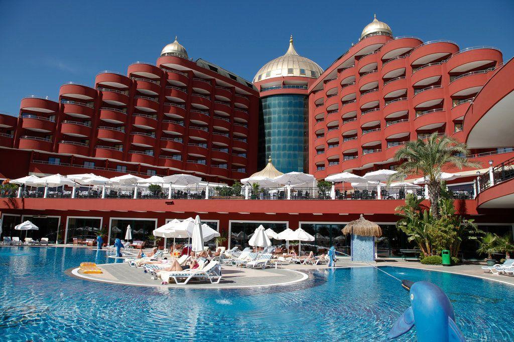 Hotel Delphin Palace In Der Turkei Antalya Alanya Hotels In 2019