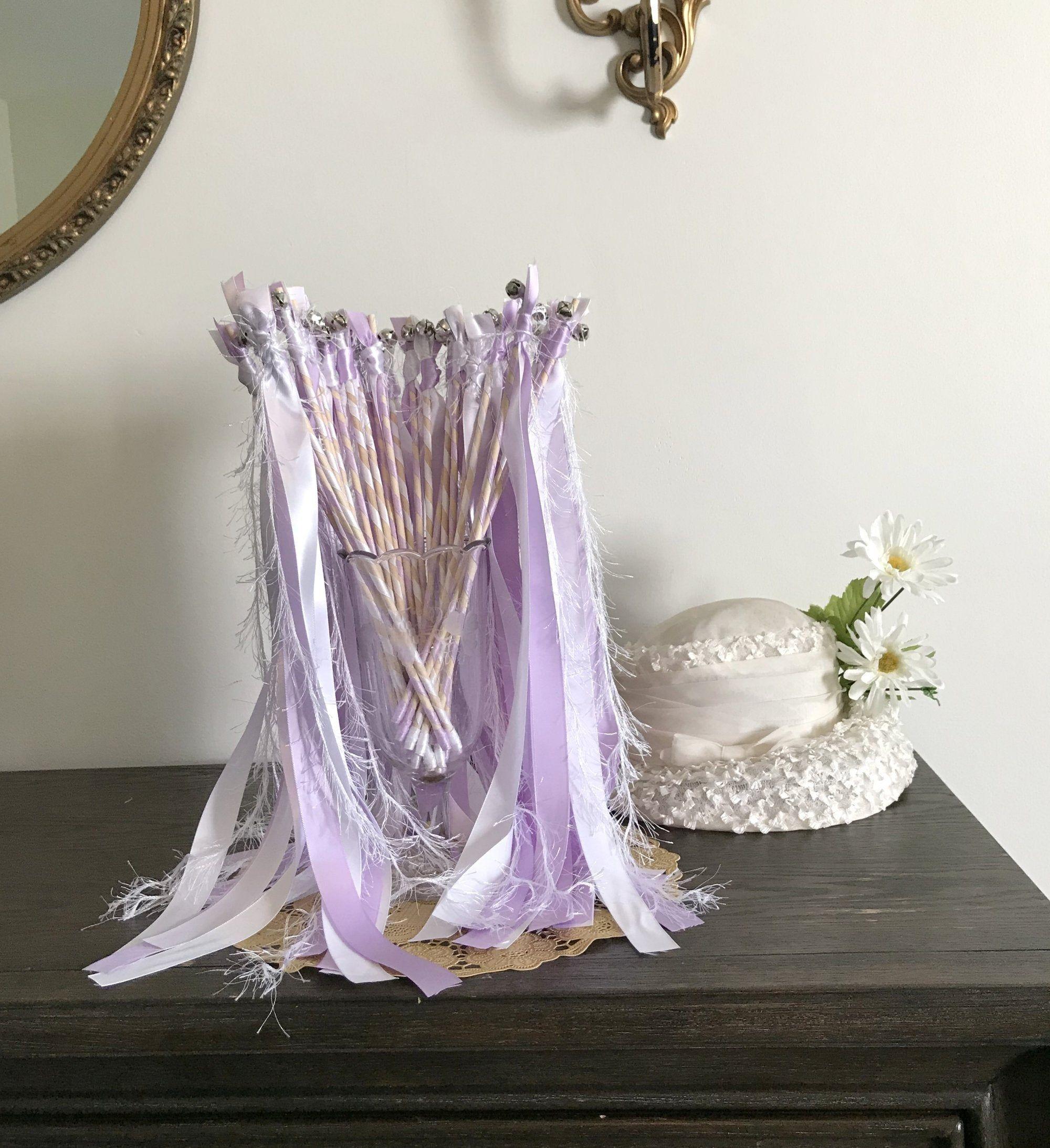"Beautiful 25mm White /& Silver Satin /""Bride /& Groom/"" Ribbon Wedding"