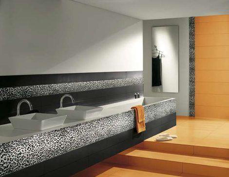 Animal Print Decor Tiles For Lux Bathroom Finding The Best Zebra - Animal print bathroom decor for small bathroom ideas
