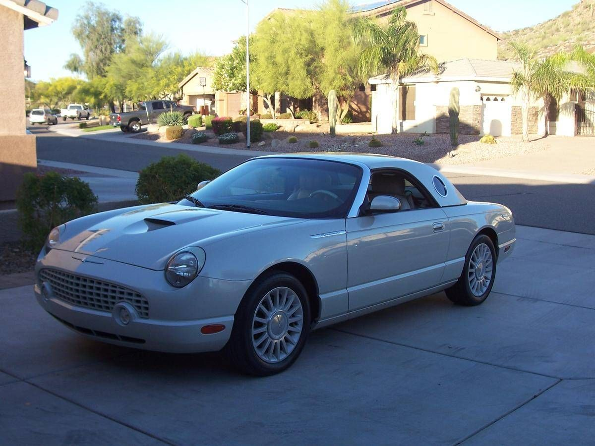 2005 Ford Thunderbird Cashmere Limited Edition For Sale 1755277 Ford Thunderbird Thunderbird Ford