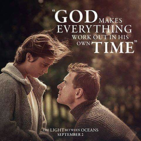 Beautiful The Light Between Oceans Ocean S Movies Ocean