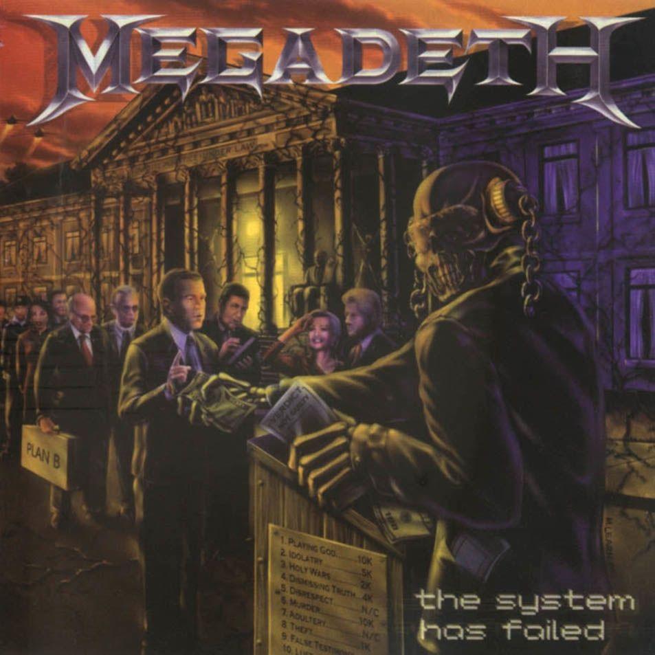 Megadeth Album Covers Megadeth #cover #album...