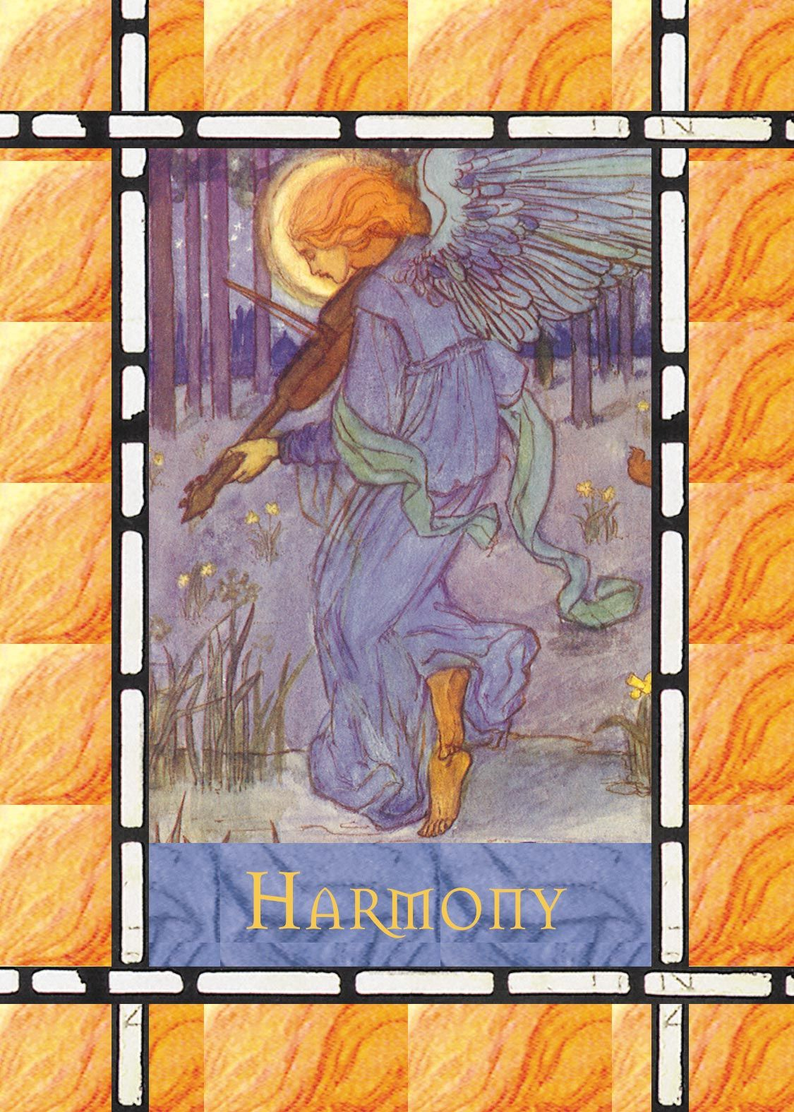 Oracle card harmony doreen virtue official angel