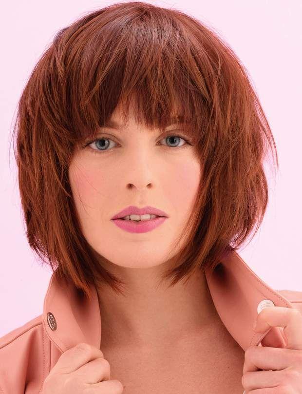 Cheveux : les tendances coloration de 2018   Coupe de cheveux, Coupe carré plongeant long et Cheveux