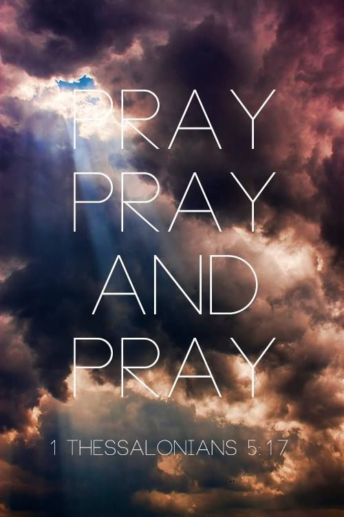 PRAYER IS POWERFUL NEVER UNDERESTIMATE THE POWER OF PRAYER AND INTERCESSORY PRAYER  BELIEVE AND TRUST AND ALL TH… | Prayer quotes, Pray continually, Christian quotes
