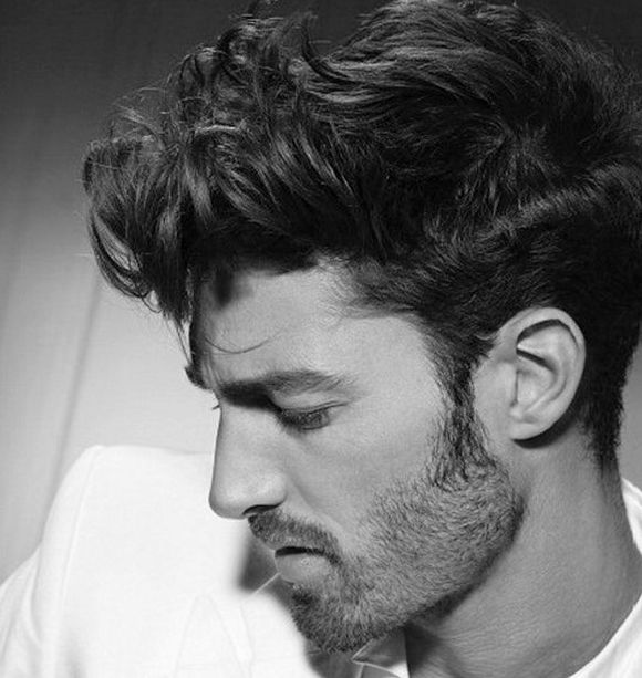 Short Curly Hairstyles For Men Short Curly Hairstyle Men  Hair  Pinterest  Hairstyle Men Curly