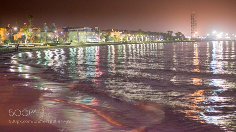 Popular on 500px : Swimming Lights by Abd-Alhafez